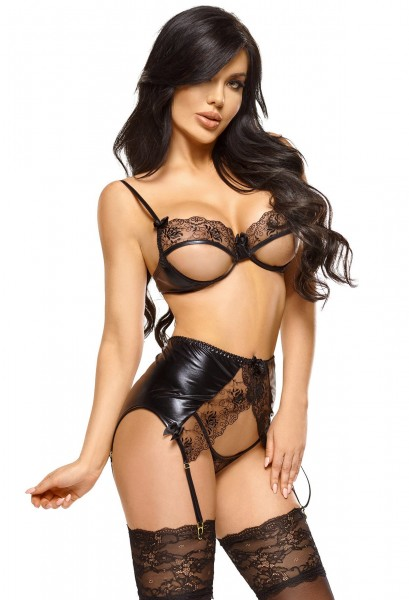 BeautyNight Fashion Damen Dessous-Set M214