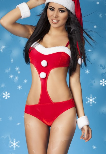 Christmas Body von Chilirose