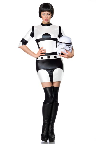 Star Fighter Komplettset von Mask Paradise