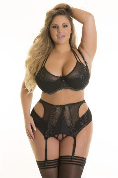 axami Plus-Size Damen Bügel-BH